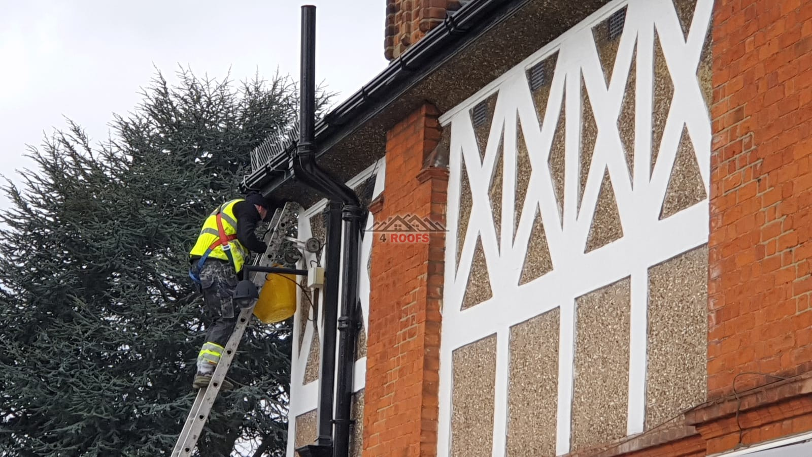 Roof Repair in Fulham and Roof Repair in Clapham